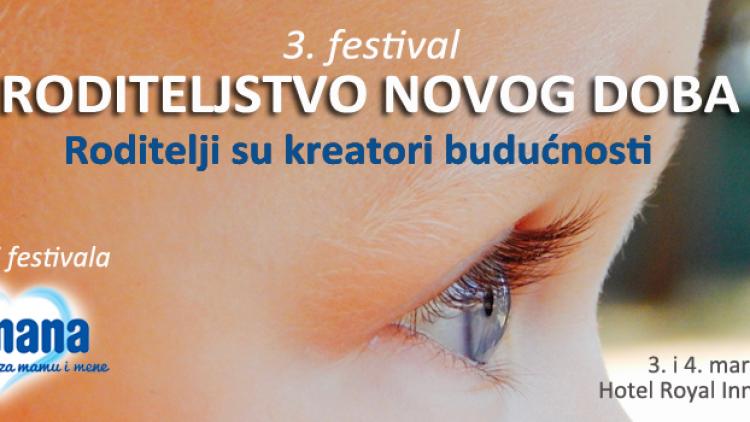 Enco Book na Trećem međunarodnom festivalu RODITELJSTVO NOVOG DOBA